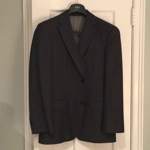 HUGO BOSS Pasolini Super 130's Suit Jacket